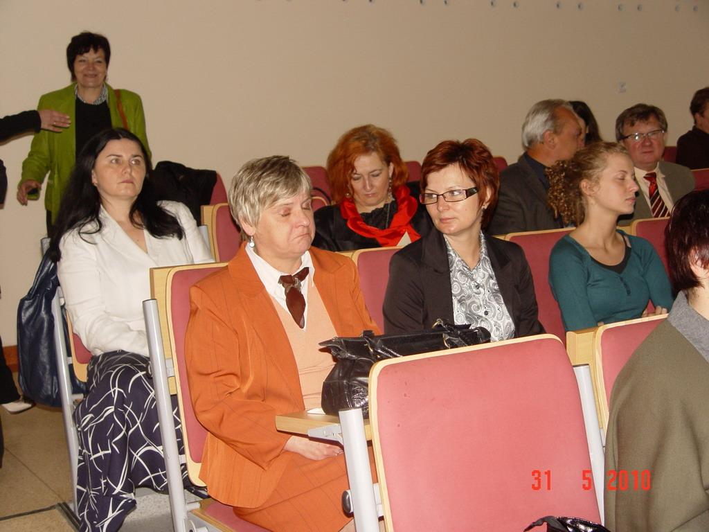przedstawiciele jednostek gminnych i powiatowych